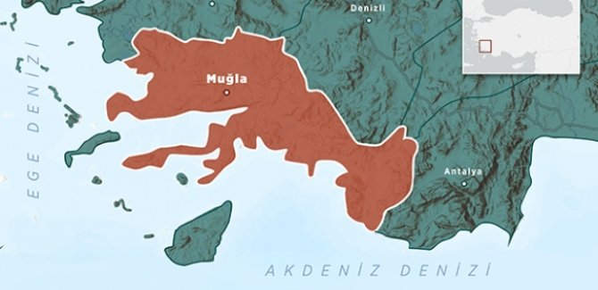 Akdeniz'de üst üste korkutan depremler