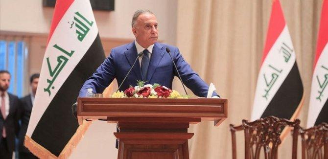 Irak başbakanı Kazimi: Boş bir devlet hazinesi teslim aldım