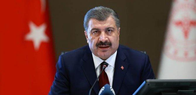 Fahrettin Koca:Küçük bir ihmal, bir uçtan bir uca tüm Türkiye'yi etkileyebilir
