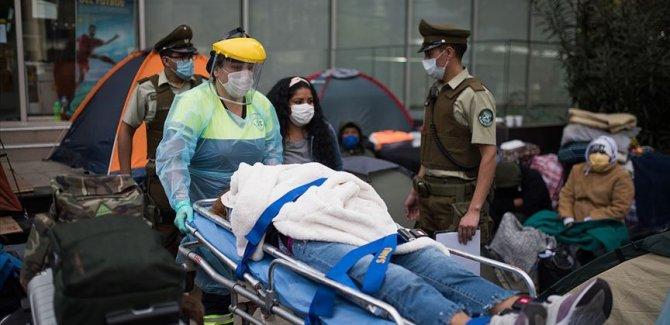 Latin Amerika ülkelerinde Covid-19 vakaları hız kesmiyor