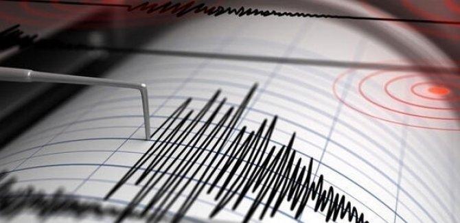 Tunceli'de  deprem