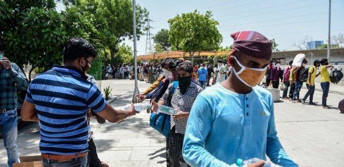 Hindistan'da vaka sayısında korkutan yükseliş
