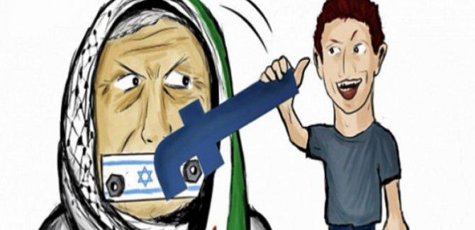 Facebook Filistin İçerikli Mesajlara Savaş Açtı