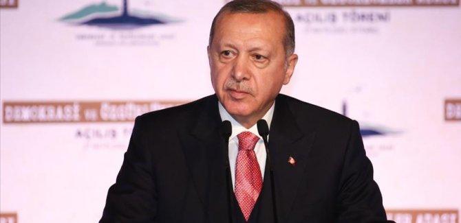 Erdoğan: Yassıada bir hukuk cinayetiydi