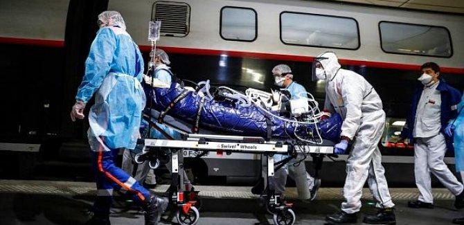 Dünya geneli Covid-19' dan ölenlerin sayısı 370 bini geçti