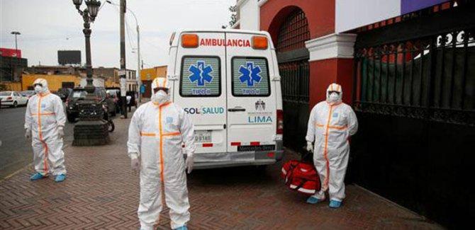 Latin Amerika'da vaka sayısı 1 milyonu geçti