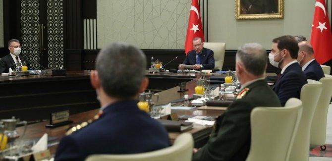 MGK: Libya Açıklaması