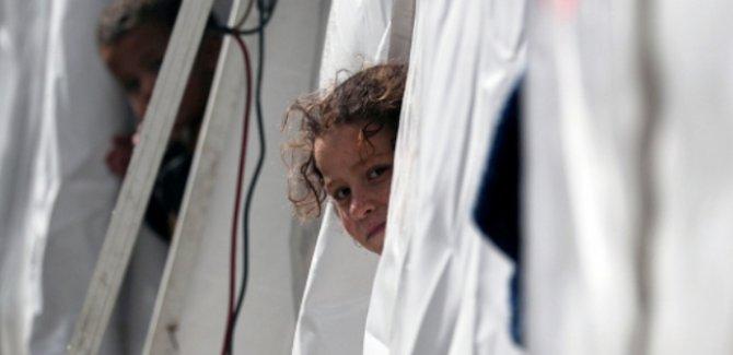 Suriye'deki iç savaşın bedelini çocuklar ödüyor