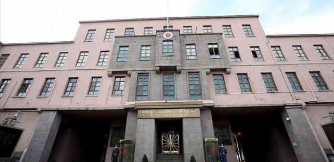 4 bin 562 personel TSK'dan ihraç edildi