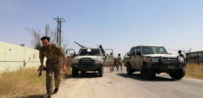 Libya Hükümeti: Trablus'u tamamıyla ele geçirdik