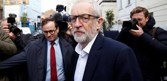 Corbyn'den Yüzyılın Anlaşmasına Tepki