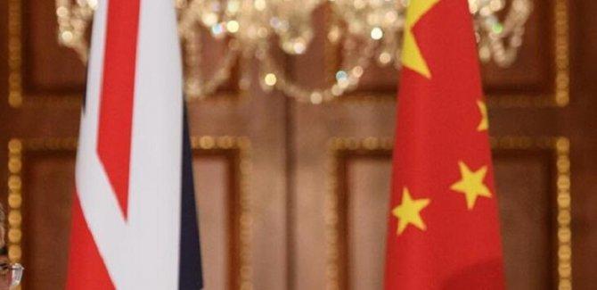 Çin'den İngiltere'ye 'Hong Kong' uyarısı: Ciddi sonuçları olur
