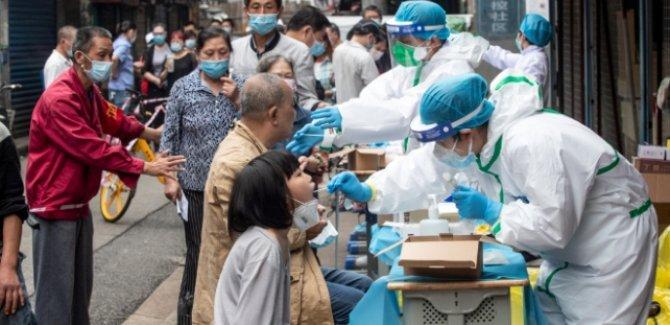 Çin'de bir günde 3 yeni vaka görüldü