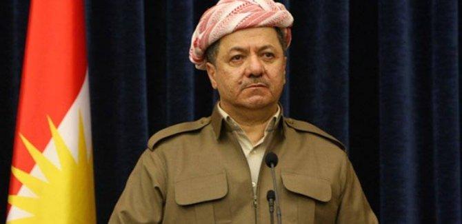 Başkan Barzani: Düşman, Kürdistan halkının iradesinin önüne geçemez