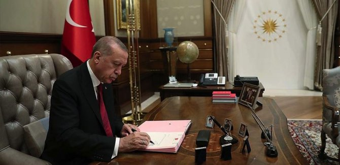 Erdoğan'dan 'suç mağdurları' için kararname