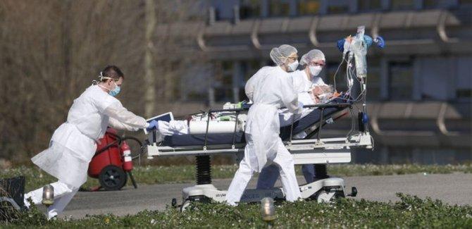 Brezilya'da 1272 kişi daha hayatını kaybetti