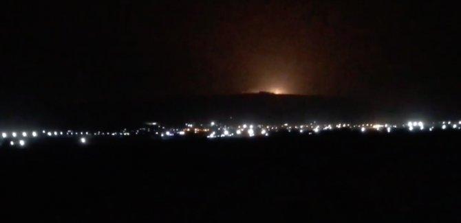 TSK'dan PKK kamplarına bombardıman