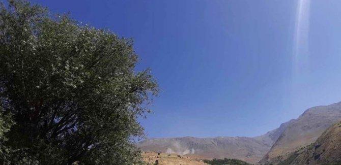İran'dan Haci Omeran sınırına top saldırısı