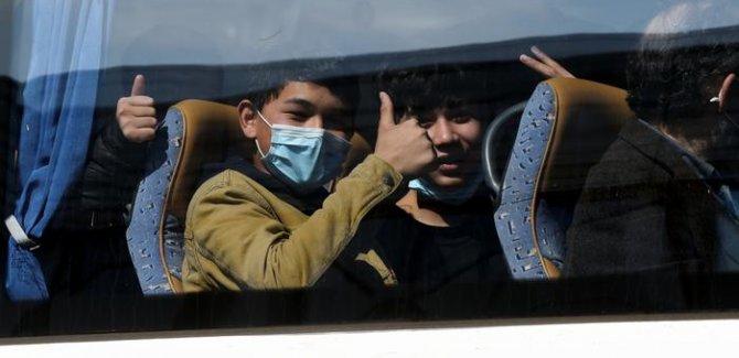 Almanya Yunan adalarından sığınmacı getirecek
