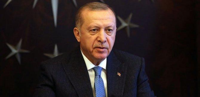 Erdoğan'dan selde hayatını kaybedenlerin ailesine taziye