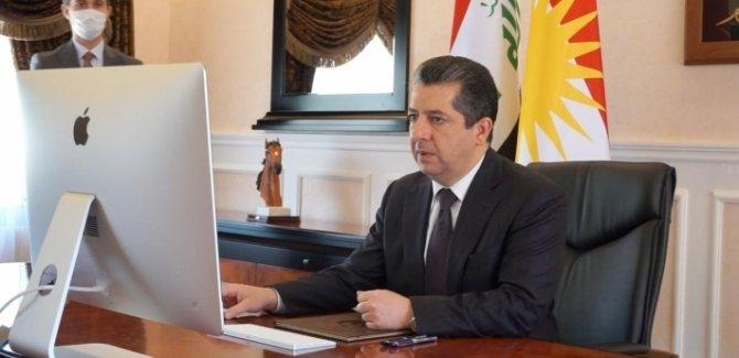 Mesrur Barzani: Bağdat Hükümeti ile çözüme hazırız