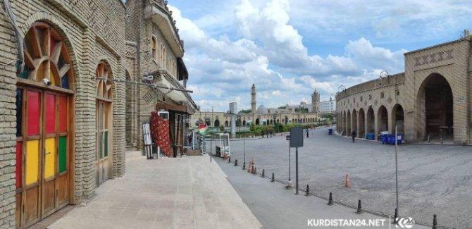 Erbil'de sokağa çıkma yasağı kararı