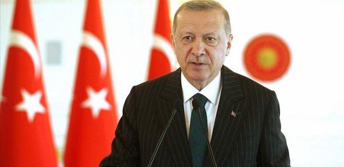Erdoğan: Amacımız işçilerin kıdem tazminatı hakkını kalıcı bir sisteme bağlamak