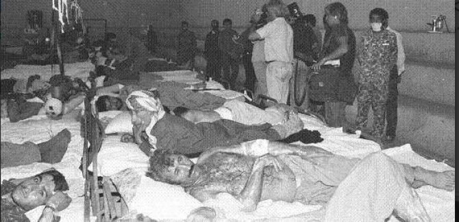 Kürtlerin tarihinde kapanmayan bir yara: Serdeşt Katliamı