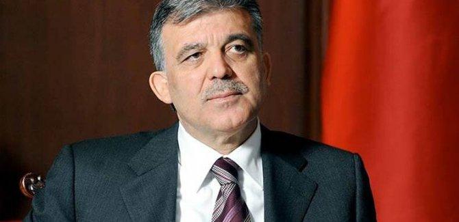 Abdullah Gül: Bu durum kaygı verici