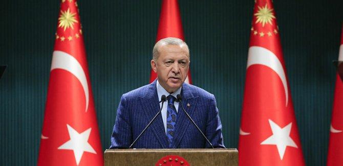 Erdoğan: Çoklu baro yapısı üzerinde duruyoruz, teklif yarın verilecek