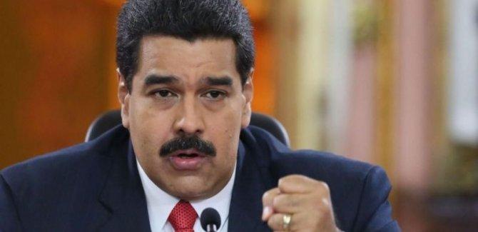 Maduro, AB Temsilcisi'ni Venezüella'dan kovdu