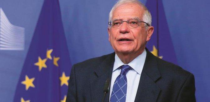 AB: Suriye'deki krizden rejim sorumludur
