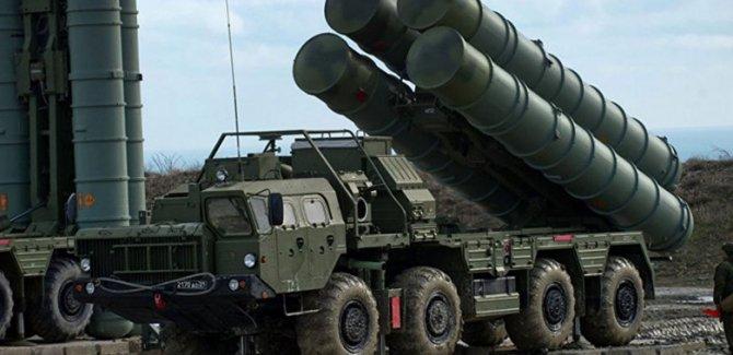ABD'de S-400'lerin Türkiye'den satın alınması teklifi sunuldu