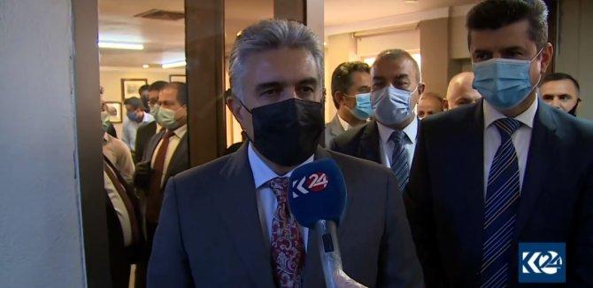 Erbil'den Türkiye ve PKK'ye çağrı
