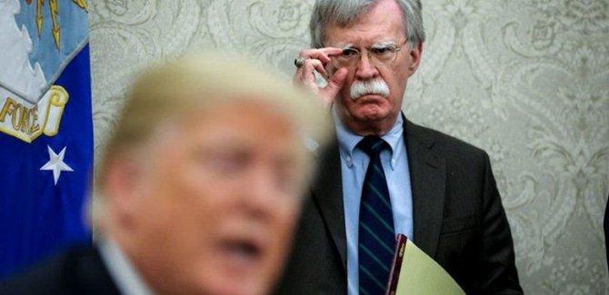 Bolton: Trump, İran'la müzakere planlıyor