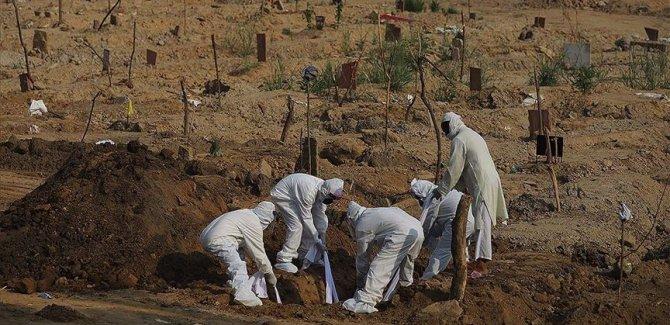 Covid-19'dan Brezilya'da 1290, Meksika'da 654, Hindistan'da 444 kişi öldü