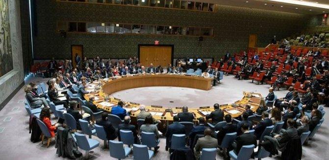 Rusya ve Çin, BM'de Suriye'ye uluslararası yardım tasarısını veto etti