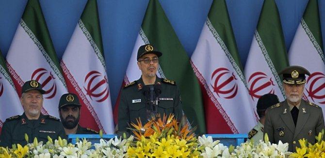 İran ve Suriye'den askeri güvenlik anlaşması