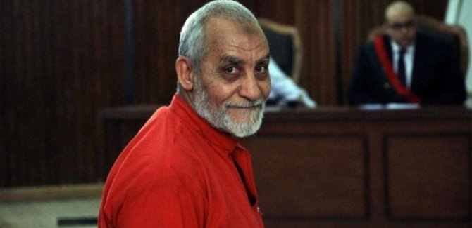 Müslüman Kardeşler Liderine Verilen 25 Yıl Hapis Cezası Temyizden Döndü