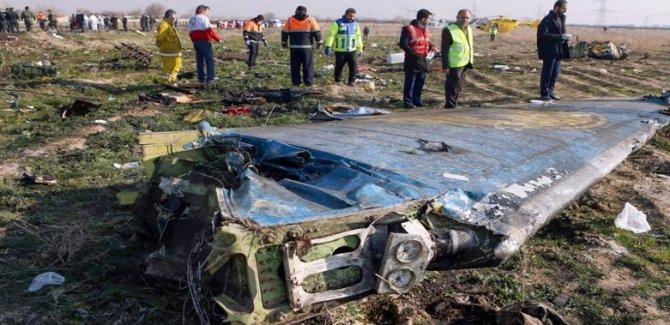 İran'dan düşürülen Ukrayna uçağına ilişkin yeni açıklama