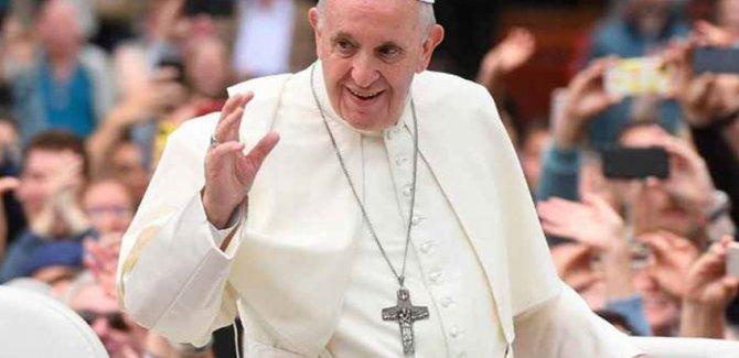 Papa'dan Ayasofya açıklaması! Çok acı verici