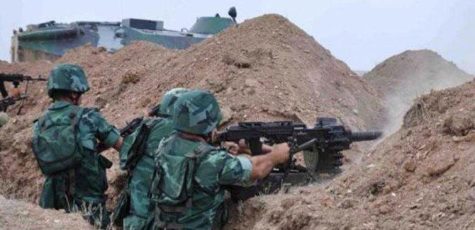 Azerbaycan-Ermenistan Sınırında Silahlı Çatışma