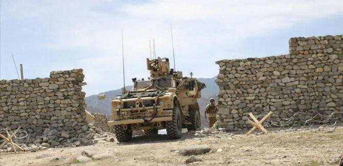 ABD, Afganistan'daki 5 üsten çekildi