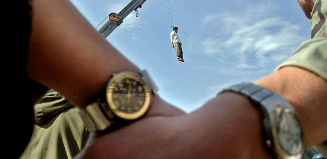İran'da CIA'ye çalışmakla suçlanan Asgari idam edildi
