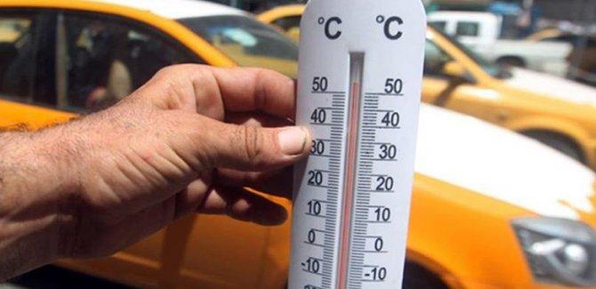 Irak sıcaklıkta dünya rekorunu kırdı