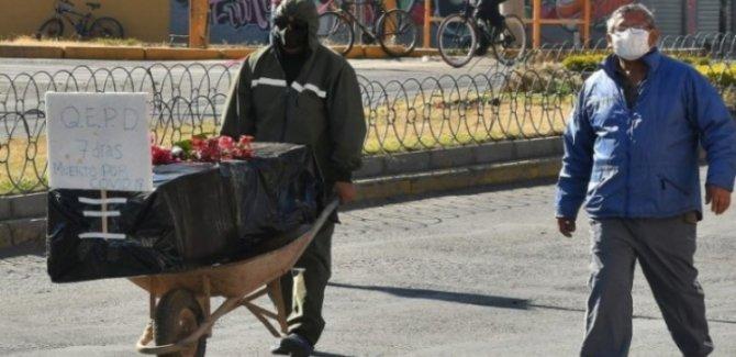 Sokaklardan 3 Bin Ceset Topladılar