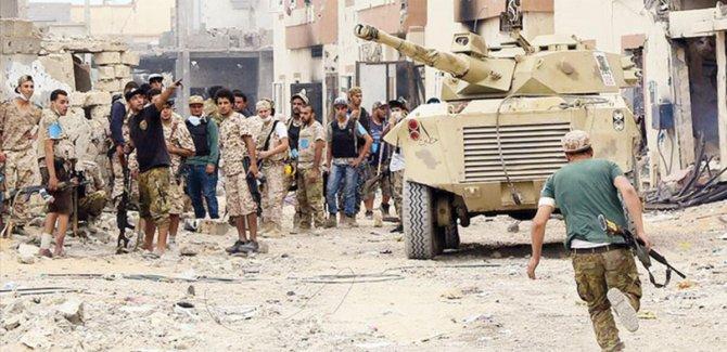 Rusya: Türkiye ile Libya'da ateşkes için ek süre gerekli
