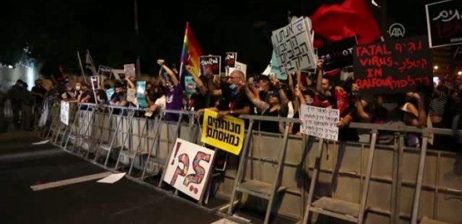 Siyonist Rejimi Protestolarla Çalkalanıyor