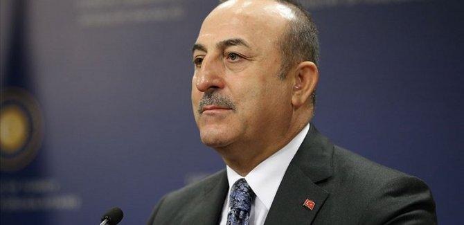 Çavuşoğlu Irak'a gidiyor