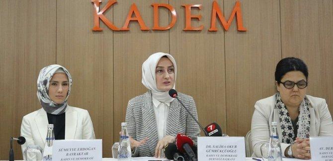 KADEM'in İstanbul Sözleşmesi'ne desteğinde LGBT şerhi